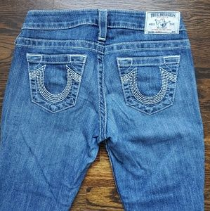 True Religion Low Rise Jeans
